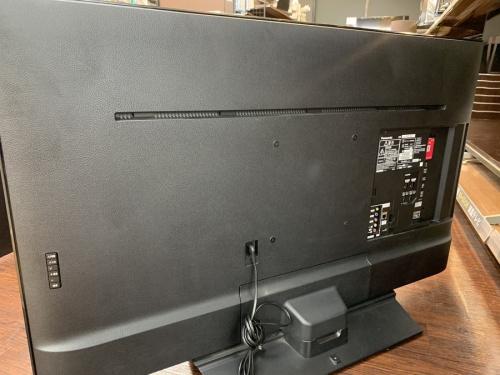 液晶テレビ 49インチの4K対応液晶テレビ
