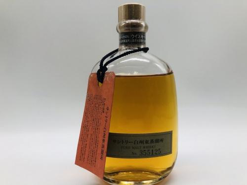 蒸留酒類のウィスキー ジャパニーズ