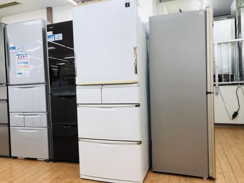 冷蔵庫 大型冷蔵庫のSHARP シャープ