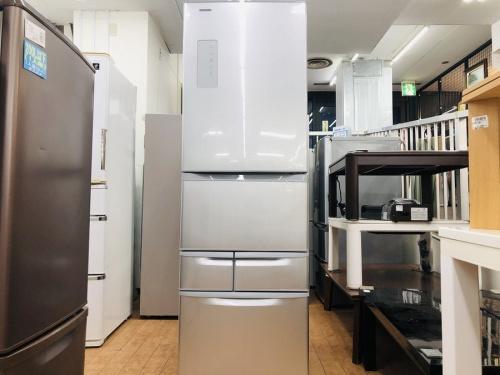 家事家電の冷蔵庫 大型冷蔵庫