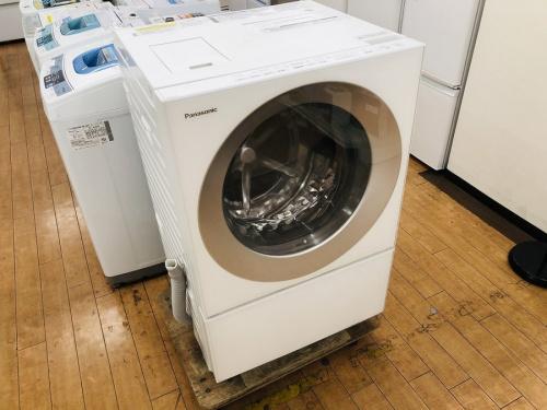 洗濯乾燥機 ドラム式洗濯機のPanasonic パナソニック