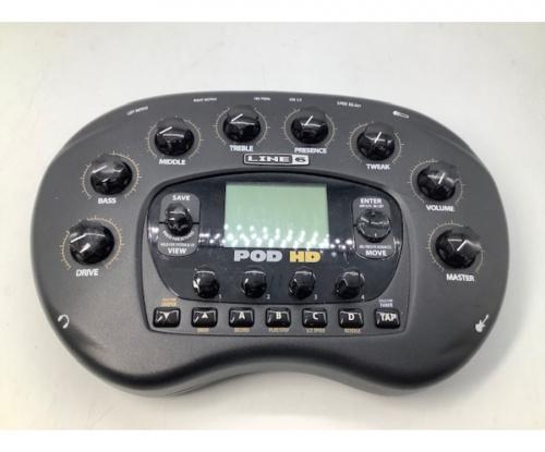 デジタル家電のギターアンプシュミレーション