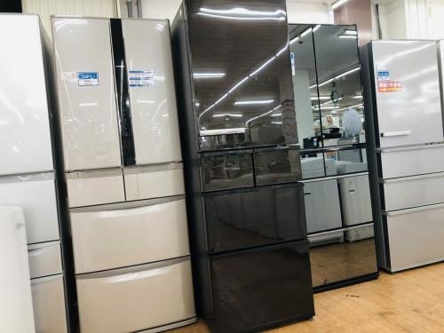 家事家電の冷蔵庫 大型冷蔵庫 5ドア冷蔵庫