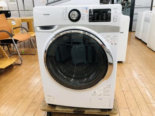 生活家電の洗濯機 ドラム式洗濯機