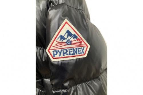 プルオーバーダウンジャケットのPyrenex