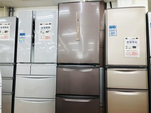生活家電の冷蔵庫 3ドア冷蔵庫