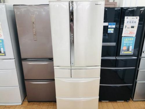 生活家電の冷蔵庫 6ドア冷蔵庫