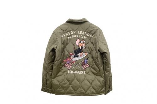 ジャケットのベトジャン