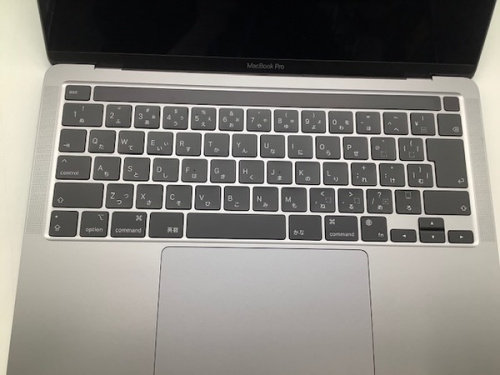 MacBook ProのApple