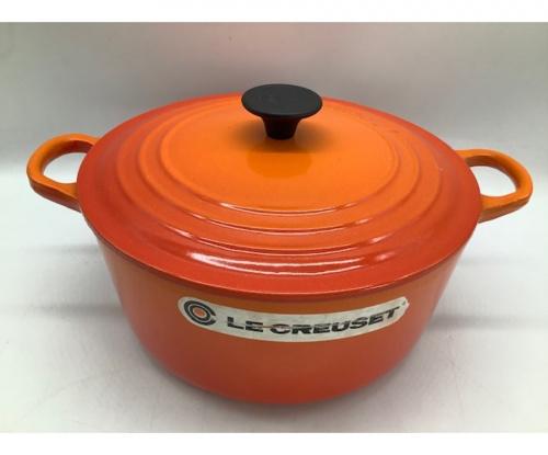 洋食器の鍋 ホーロー鍋