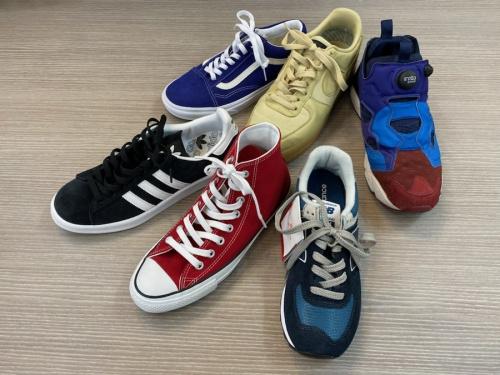 靴 スニーカーのNEW BALANCE