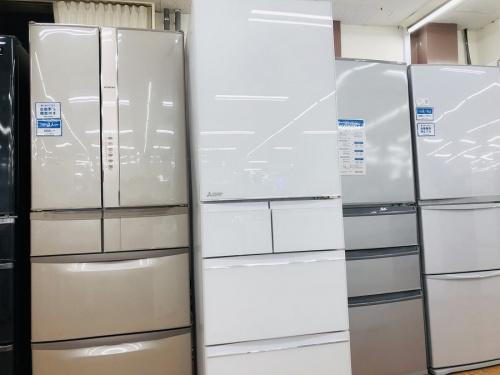 冷蔵庫 5ドア冷倉庫のMITSUBISHI 三菱