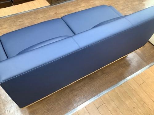 中古 ソファーのフランネルソファ