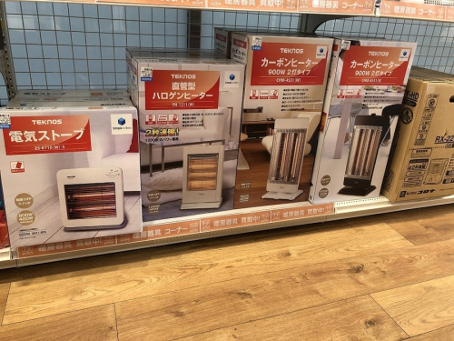 暖房器具 未使用の横浜 季節家電