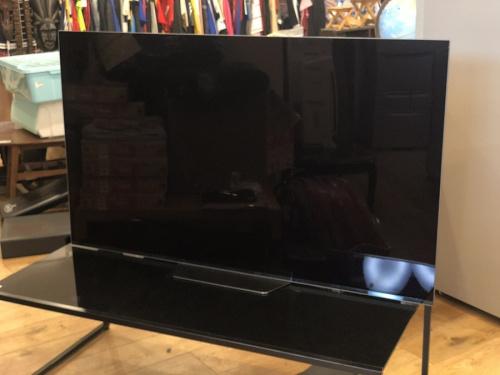 家電製品のテレビ