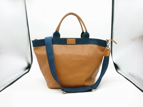 バッグの2WAYトートバッグ