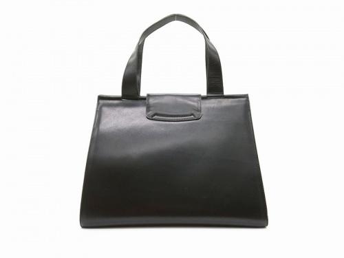 バッグの馬車金具ハンドバッグ