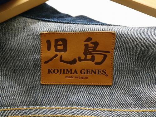 KOJIMA GENESのアメカジ