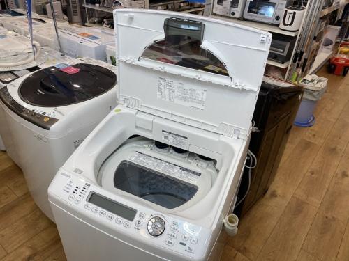 洗濯機のトウシバ