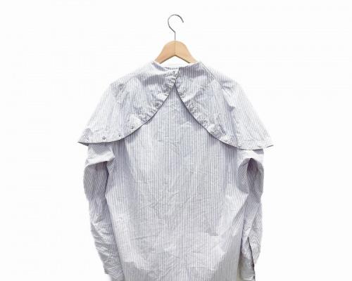 ストライプシャツのYohjiYamamoto pour homme