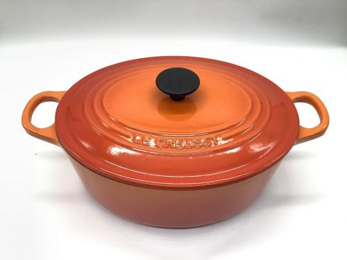 ル・クルーゼの鍋