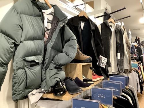 二俣川 洋服のダウンジャケット