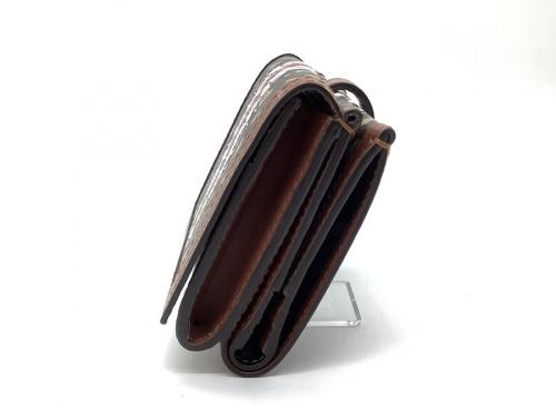 2つ折り財布のBURBERRY