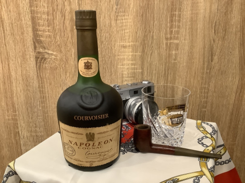 蒸留酒類のブランデー