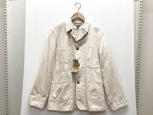 ジャケットのカバーオール