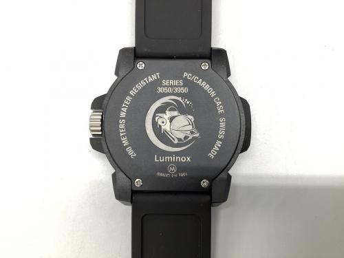 ルミノックスの横浜 腕時計