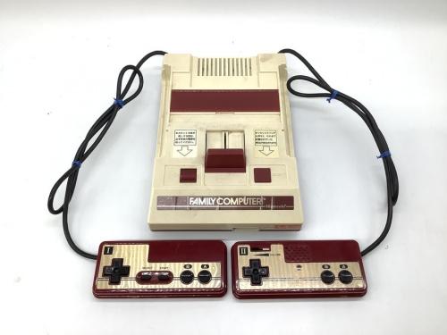 ゲームのファミコン