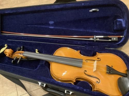 中古楽器の中古バイオリン