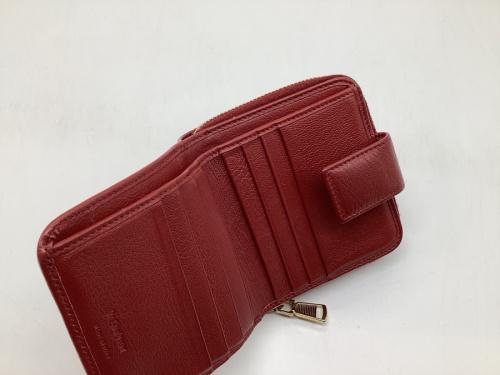 イヴサンローランの2つ折り財布