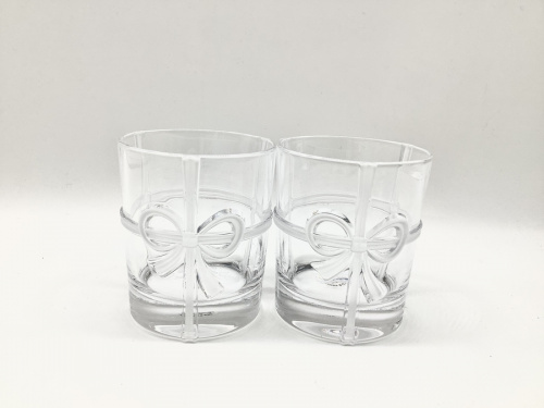 ペアグラスのボウグラスセット
