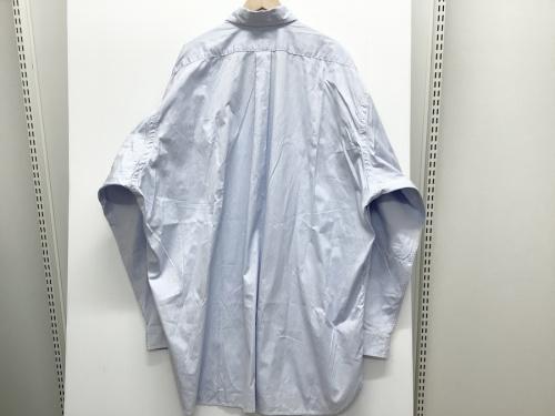 オーバーサイズシャツのsillage