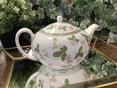 テーブルウェアの喫茶