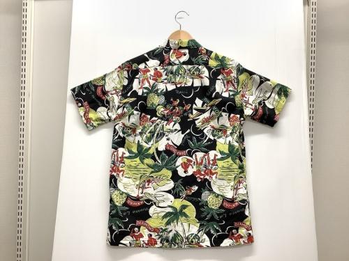 アロハシャツのBEAMS×DALE HOPE