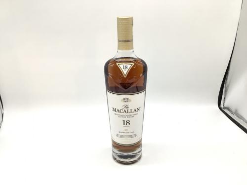 ウィスキーのマッカラン