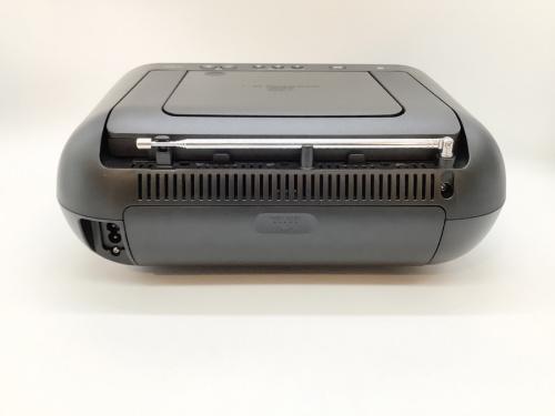 ZS-RS81BTのCDプレーヤー