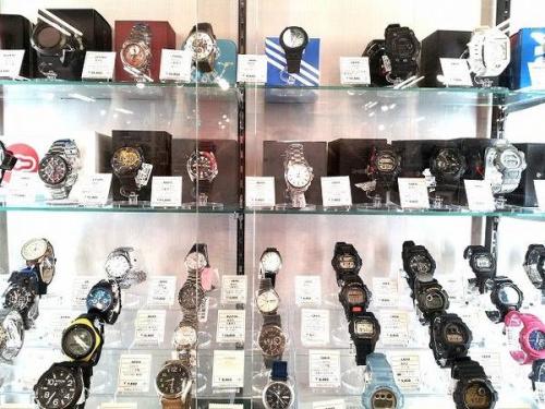 SEIKO セイコーの時計 買取 福岡