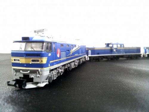 楽器・ホビー雑貨の電車