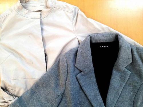 レディースファッションのアウター