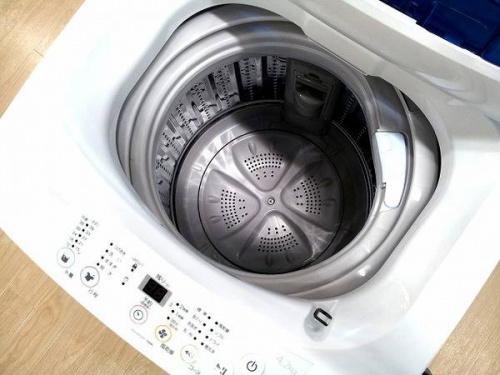 洗濯機のHaier ハイアール 中古家電 福岡