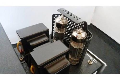 デジタル家電の真空管アンプ