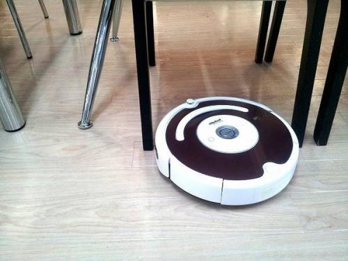 掃除機 掃除ロボットのiRobot アイロボット ルンバ