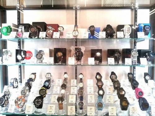 G−SHOCK ジーショックの時計 買取 福岡