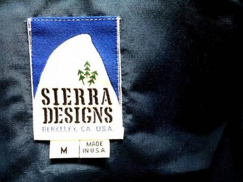 SIERRA DESIGNS シエラ デザインの古着 買取 福岡