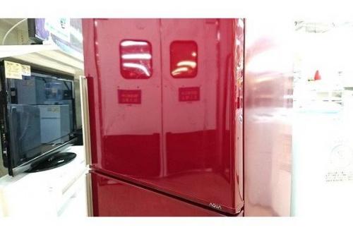 冷蔵庫のAQUA アクア 中古家電 福岡