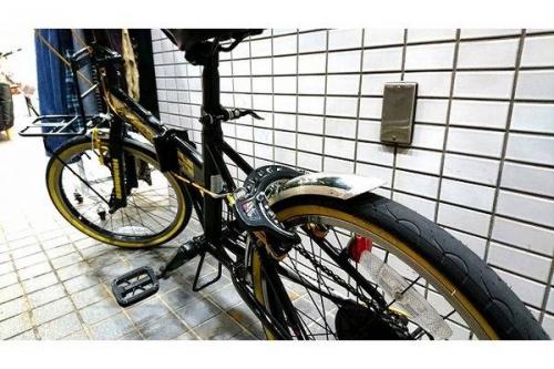 自転車のHUMMER ハマー