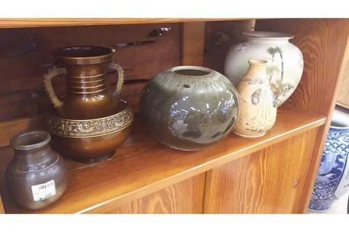 花器 花瓶の花器 買取 福岡